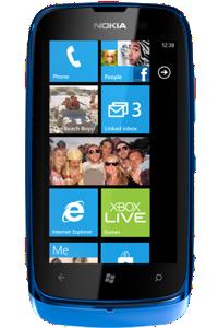 Unlock Lumia 610