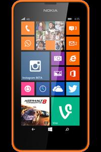 Unlock Lumia 635